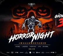 HORROR NIGHT – ROOM CLUB – CAGLIARI – GIOVEDI 31 OTTOBRE 2019