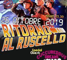 RITORNO AL RUSCELLO – ALGHERO – SABATO 26 OTTOBRE 2019