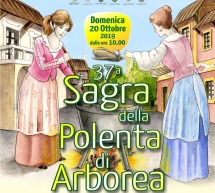 SAGRA DELLA POLENTA – ARBOREA – DOMENICA 20 OTTOBRE 2019