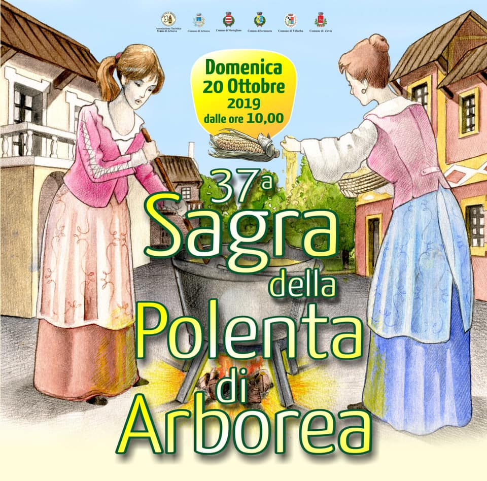SAGRA POLENTA ARBOREA