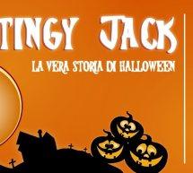 STINGY JACK – LA VERA STORIA DI HALLOWEEN – PARCO MONTE CLARO – CAGLIARI – GIOVEDI 31 OTTOBRE 2019