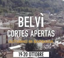 AUTUNNO IN BARBAGIA – BELVI' – 19-20 OTTOBRE 2019