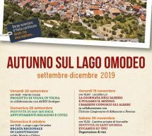 AUTUNNO SUL LAGO OMODEO – SORRADILE – SETTEMBRE/DICEMBRE 2019