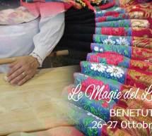 LE MAGIE DEL LABIRINTO – BENETUTTI – 26-27 OTTOBRE 2019