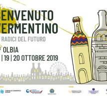 BENVENUTO VERMENTINO – OLBIA – 18-19-20 OTTOBRE 2019