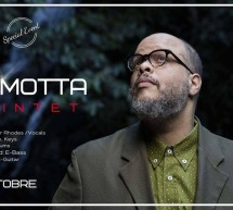 ED MOTTA QUINTET – BFLAT – CAGLIARI – SABATO 26 OTTOBRE 2019