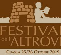FESTIVAL DELL'ALTROVE – GUASILA – 25-26 OTTOBRE 2019