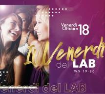 IL VENERDI DEL LAB – CAGLIARI – VENERDI 18 OTTOBRE 2019