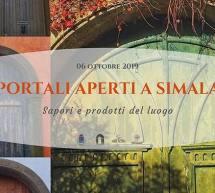 PORTALI APERTI – SIMALA -DOMENICA 6 OTTOBRE 2019