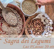 SAGRA DEI LEGUMI – LAS PLASSAS – DOMENICA 20 OTTOBRE 2019