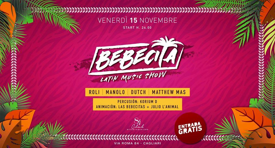 BEBECITA CLUB 84