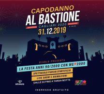 CAPODANNO AL BASTIONE – CAGLIARI – MARTEDI 31 DICEMBRE 2019