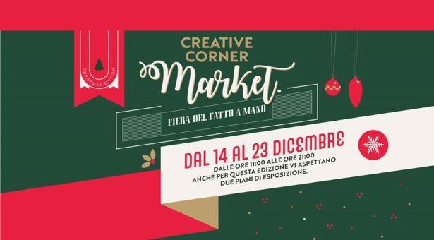 CREATIVE CORNER MARKET  CHRISTMAS EDITION- LAZZARETTO  – CAGLIARI – 14-23 DICEMBRE 2019
