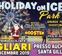 HOLIDAY ON ICE PARK – CAGLIARI – DA VENERDI 6 DICEMBRE 2019