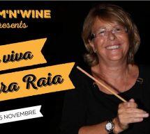 RITHM'N'WINE – JAZZINO – CAGLIARI – VENERDI 15 NOVEMBRE 2019