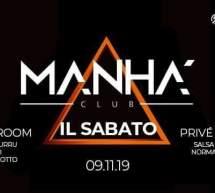 IL SABATO – MANHA' – CAGLIARI – SABATO 9 NOVEMBRE 2019