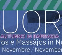 AUTUNNO IN BARBAGIA – NUORO – 9-10 NOVEMBRE 2019