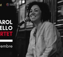 CAROL MELLO QUARTET – BFLAT – CAGLIARI – VENERDI 8 NOVEMBRE 2019