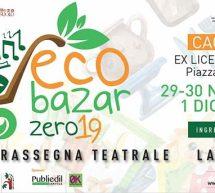 ECOBAZAR – EXART – CAGLIARI – 29-30 NOVEMBRE- 1 DICEMBRE 2019