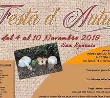 FESTA D'AUTUNNO – SAN SPERATE – 4-10 NOVEMBRE 2019