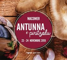 SAGRA DE S'ANTUNNA E PIRITZOLU – MACOMER – 23-24 NOVEMBRE 2019