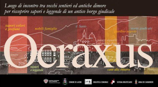 OCRAXUS – LACONI  -16-17 NOVEMBRE 2019