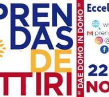 PRENDAS DE ITTIRI – 22-23-24 NOVEMBRE 2019