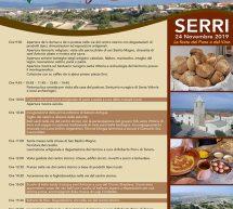 SABORIS ANTIGUS- SERRI – DOMENICA 24 NOVEMBRE 2019