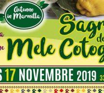 SAGRA DELLE MELE COTOGNE-SIRIS-DOMENICA 17 NOVEMBRE 2019