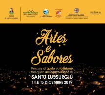 ARTES E SABORES – SANTU LUSSURGIU – 14-15 DICEMBRE 2019