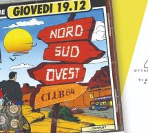 ROTTA X CASA DI DIO – CLUB 84 – CAGLIARI – GIOVEDI 19 DICEMBRE 2019