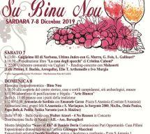 FESTA DE SU BINU NOU – SARDARA – 7-8 DICEMBRE 2019