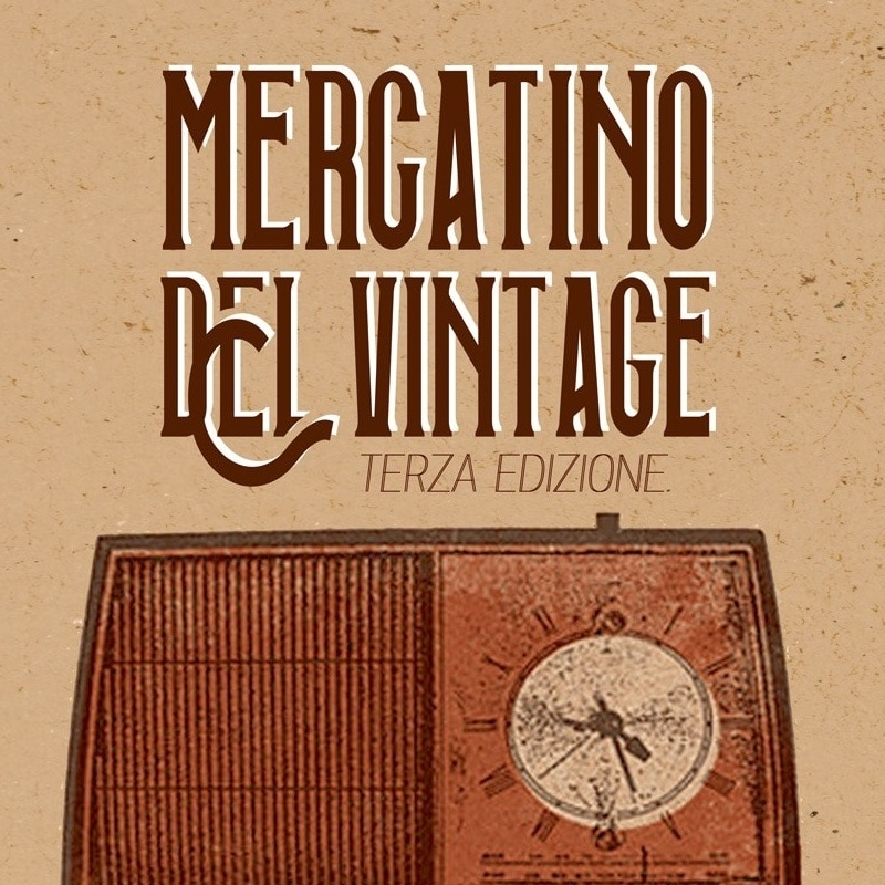 MERCATINO VINTAGE 2019