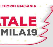 NATALE 2019 A TEMPIO – PROGRAMMA EVENTI – 6 DICEMBRE – 6 GENNAIO 2020