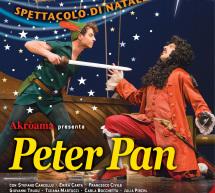 PETER PAN – TEATRO  DELLE SALINE – CAGLIARI – 25-30 DICEMBRE 2019
