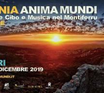 SARDINIA ANIMA MUNDI – CUGLIERI – 23-29 DICEMBRE 2019