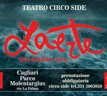 TEATRO CIRCO SIDE – PARCO DI MOLENTARGIUS – CAGLIARI – 5-15 DICEMBRE 2019