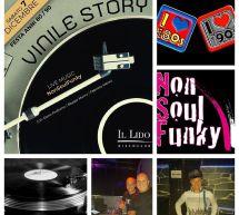 FESTA ANNI 80/90 – VINILE STORY – LIDO DISCO CLUB -CAGLIARI – VENERDI 6 DICEMBRE 2019