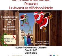 LE AVVENTURE DI BABBO NATALE – MONSERRATO- 7-8 DICEMBRE 2019