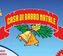 CASA DI BABBO NATALE – ASSEMINI – 16-24 DICEMBRE 2019