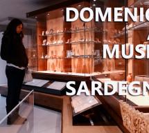 DOMENICA AL MUSEO GRATIS IN SARDEGNA – DOMENICA 5 GENNAIO 2020