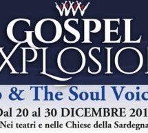 GOSPEL EXPLOSION – 20-30 DICEMBRE 2019