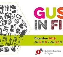 GUSTO IN FIERA – CAGLIARI – 6-23 DICEMBRE 2019