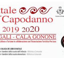 NATALE & CAPODANNO 2019/2020 A DORGALI E CALA GONONE – PROGRAMMA COMPLETO FINO AL 6 GENNAIO 2020