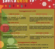 NATALE SANTADESE – SANTADI – 12 DICEMBRE – 6 GENNAIO 2020