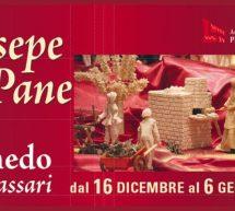 IL PRESEPE DI PANE – OLMEDO – 16 DICEMBRE – 6 GENNAIO 2020