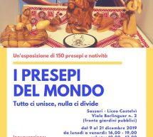PRESEPI DEL MONDO – SASSARI – 9-21 DICEMBRE 2019