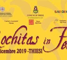 ROCHITAS IN FESTA – THIESI – 21-22 DICEMBRE 2019