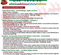 DA NATALE ALLA BEFANA TRA CULTURA & TRADIZIONE – SELARGIUS – DOMENICA 8 DICEMBRE 2019