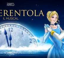 CENERENTOLA IL MUSICAL – TEATRO MASSIMO -CAGLIARI -21-22 MARZO 2020